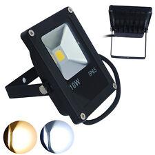 Slim 10W 20W LED Flood Light Outdoor Landscape Garden Lamp Floodlight Waterproof