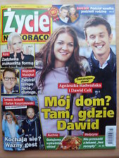 ZnG 47/2015 AGNIESZKA RADWANSKA,James Bond 007,Slawa Przybylska,Angelina Jolie