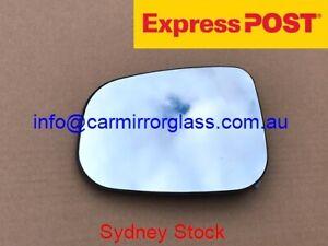 LEFT PASSENGER SIDE MIRROR GLASS FOR JAGUAR XE XF XJ XFR XJ8 XJR XK XKR XKR-S