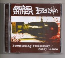 Grindfather vs. Ebanath(Ukraine Press)-2004 Split CD-Grindcore