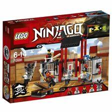 LEGO 70591 -- L'ÉVASION DE LA PRISON DE KRYPTARIUM -- NEUF