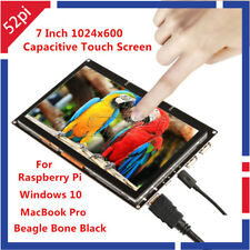 7 Inch 1024*600 Capacitive Touch Screen HDMI TFT LCD Display for Raspberry Pi