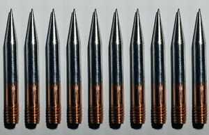 Soldering tip, screw-in tip, M4 thread, Parkside, Lidl, replacement - 10 pcs set