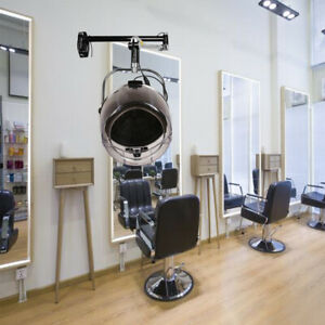 900W Beauty Salon Wall Mount Hair Hood Perming Dryer Heat Hairdressing Drying
