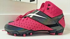 Nike CJ Elite Football Cleats In Pink And Black, Men's Size 12.5