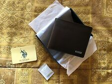 U.S. POLO ASSN Wallet door documents leather