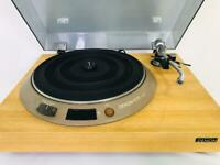 Used Denon DP-1700 Vintage Direct Drive Working VGC Turntable Rare