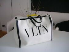 VALENTINO Valentino Garavani VLTN Shopper Tote Bag Tasche Logo Nieten