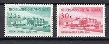 Dutch New Guinea - 1961 New-Guinea council Mi. 67-68 MNH