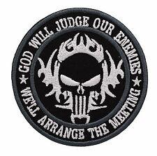 GOD WILL JUDGE( B/W)