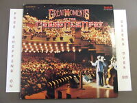 VA GREAT MOMENTS AT THE GRAND OLE OPRY DBL LP DOLLY PARTON CHET ATKINS