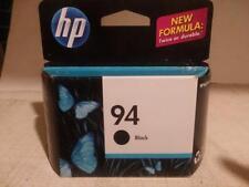 Genuine OEM HP Ink Cartridge C8765WN Black Dated 2011