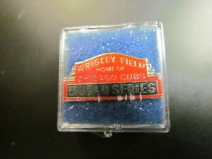 2016 World Series Chicago Cubs Pin