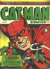 Catman Comics #10 Photocopy Comic Book, Kitten