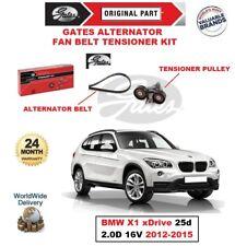 Gates COURROIE VENTILATEUR ALTERNATEUR Kit tendeur pour BMW X1 XD rive 25D