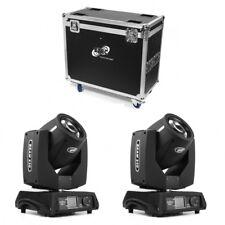 ETEC PRO BEAM 230 ibrida Moving Head Set Flightcase-Zoom messa a fuoco spot WASH DMX