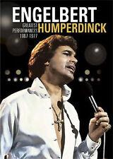 Engelbert Humperdinck: Greatest Performances 1967-1977 - DVD - Multiple VG