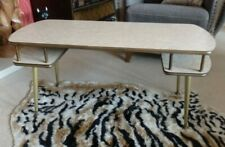 Vintage Mid Century Coffee Table Side Table Lounge Living Room Retro Rockabilly