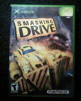 Smashing Drive Xbox Complete Tested Rare Namco