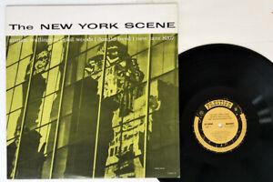 GEORGE WALLINGTON,DONALD BYRD NEW YORK SCENE PRESTIGE PJ-16 Japan MONO VINYL LP