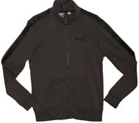 Puma Full Front Zipper Olive Night Sweat Shirt Jacket Men's Size Small New