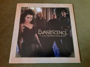 """EVANESCENCE-CALL ME WHEN YOUR SOBER 7""""(WIND UP)"""