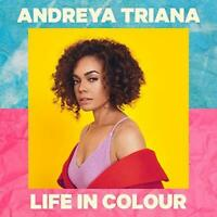 Andreya Triana - Life In Colour (NEW CD)