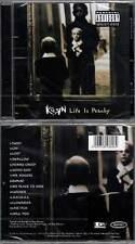 """KORN """"Life Is Peachy"""" (CD) 1996 NEUF"""