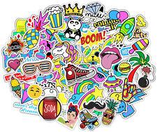 Stickerbomb 400 stickers graffiti macbook iphone skateboard vinyl decals pop art