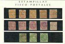 Francobolli dell'America Centrale e Latina multicolore