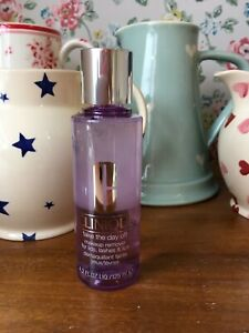 NEW ●✿  CLINIQUE ●✿  TAKE THE DAY OFF ●✿  MAKE UP REMOVER ~ Full Size 125ml ●✿