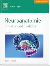 NEUROANATOMIE, Struktur und Funktion, Trepel, 6. Auflage, Web-Zugang, NEU/OVP