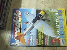 $$z Revue modele magazine N°603 PLan encarte Ti-Gus  Corsair F4U  Super Hirundo