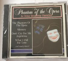 The Phantom Of The Opera & Other Broadway Favorites CD