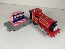 Thomas & Friends Skarloey Puppet Train Motorized Trackmaster WORKS!