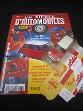 AC890 SOLIDO HACHETTE NEW MINI 2001 1/43 UN SCIECLE D'AUTOMOBILES