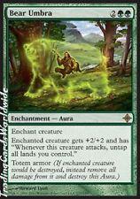 Bear Umbra // foil // nm // Rise of the eldrazi // Engl. // Magic the Gathering