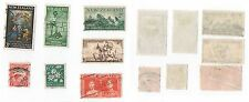 1937 to 1965 NEW ZEALAND - 7 x Used Stamps Selection