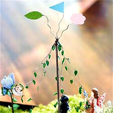 Fairy Dancing pole Maypole Miniature Fairy Faerie Garden 80190
