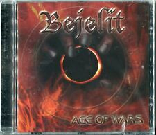 Bejelit CD Age of Wars-nuevo embalaje original/New sealed (C) 2006 (made in ita)