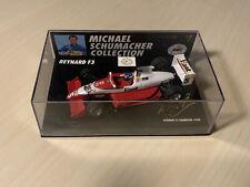 Michael Schumacher - Reynard F3 - Minichamps 1:43 MSC Collection Nr. 7 - selten