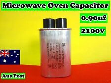 Microwave Oven Spare Parts High Voltage Capacitor 0.90uF 2100VAC (C517)