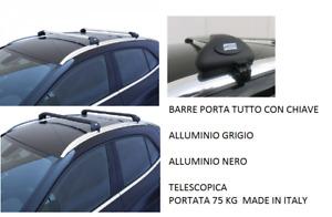 BARRE PORTATUTTO PER AUDI A6 AVANT