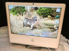 "Apple iMac Core Duo A1174 20"" Desktop - MA200LL/A Early 2006"