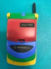 Motorola StarTAC 308 308c Flip CellPhone Antena 2G GSM 900 Mobile phone