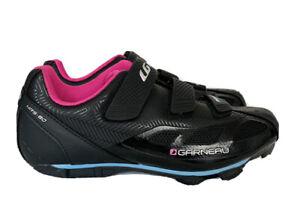 LG Louis Garneau HRS-80 Multi Air Flex Cycling Spin Shoes Women's 8 Athletic