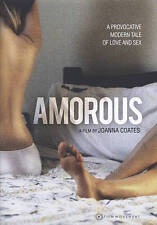 AMOROUS ~ DVD UNRATED an ENGLISH film by JOANNA COATES Love & Sex EROTIC RULES