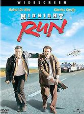Midnight Run DVD, Charles Grodin, Robert De Niro, Danielle DuClos, Dennis Farina