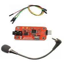 SimpleVR Speaker-Independent Voice Recognition Module -Arduino Compatible