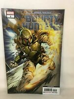 Marvel Star Wars Bounty Hunters #1 2nd Print by Paolo Villanelli (Boba Fett) NM